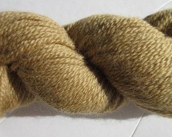 Medium Golden Brown 443 - 4 oz  PATERNAYA YARN