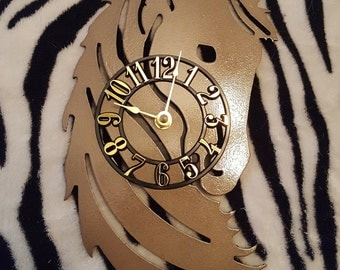Wall Clock (Horse), Country Wall Clock, Western Wall Clock,   Steel Wall Clock Steel Clock,