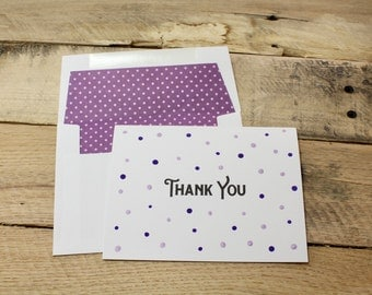 Thank You | Painted Polka Dot Collection