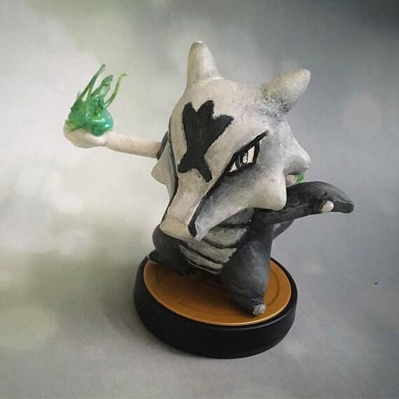 Alolan Marowak Custom Amiibo