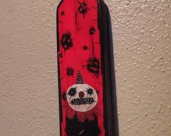 Red Clown paddle