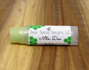 Mountain Dew Lip Balm, Chapstick