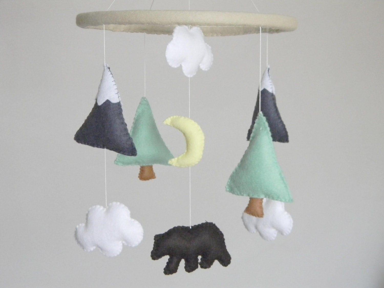 Bear Nursery Decor
