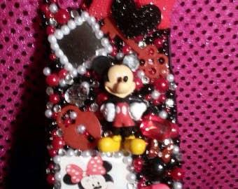 Bling iphone 6 plus phone case kawaii kitsch
