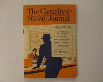 1959 The Casualty & Surety Journal