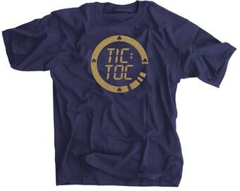 Tic Toc Notre Dame Shirt #tictoc