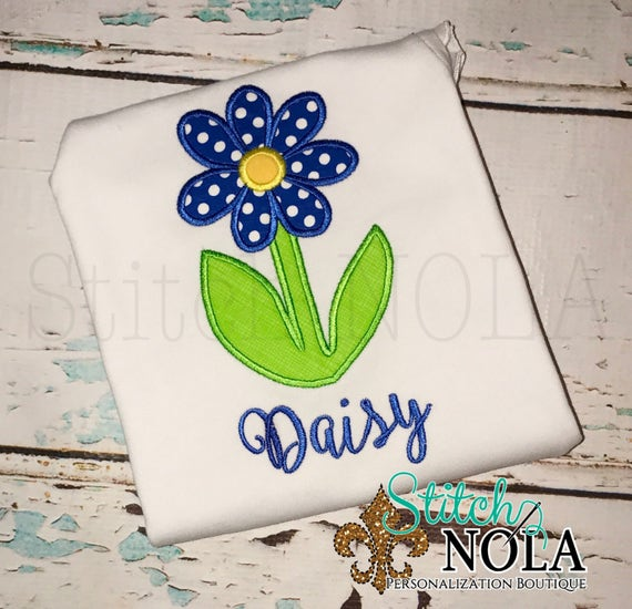 Daisy Shirt, Gown or Bodysuit