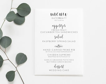 Wedding Menu Printable. Wedding Menu Sign. Printable Menu Cards. Wedding Menu Cards. Printable Wedding Menu. Menu Printable. Wedding Dinner.