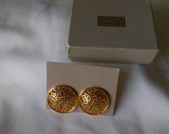 Vintage Avon Earrings New