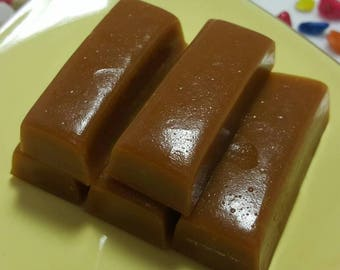Caramel 8 oz. made to order Asian style light salted