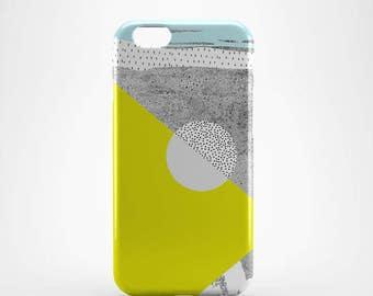 Geometric Hard case 3D case Apple iPhone 4 5 6 7 Samsung Galaxy S6 S7  #279