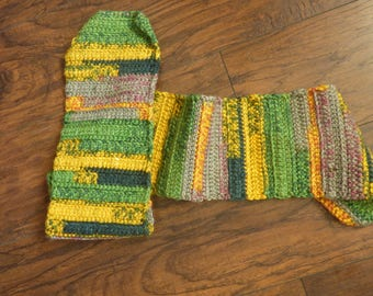 Veggie Garden scarf