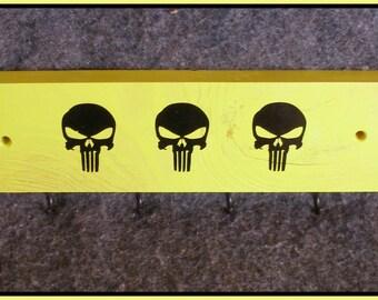 Punisher Key Ring Rack