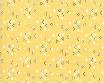 SPECTRUM Triangles in Honey by V and Co for Moda