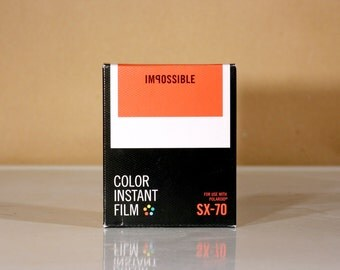 Impossible Film - SX-70