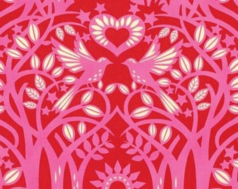 Norwegian Wood in Red, PWHB075, Hello Love by Heather Bailey