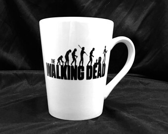 The Walking Dead Mug/Zombies