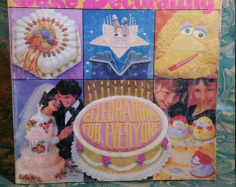 Cake Decorating Books In Sri Lanka : Items similar to 1970 Wilton Cake Decorating Book, the ...