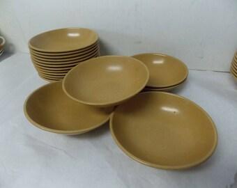 Silite Melamine Bowls Set of 17 USA Made