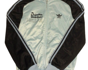 70s vintage ATP adidas jacket ventex made in france