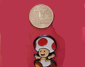 TOAD-Super Mario Bros. Pin