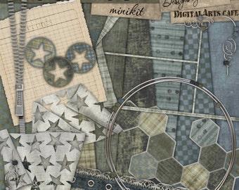 Joshua Digital Scrapbook Kit