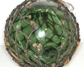 Antique Glass Fishing Float
