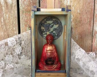 Buddha Shrine Nicho Altar