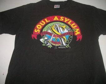 SOUL ASYLUM tour t shirt 1992