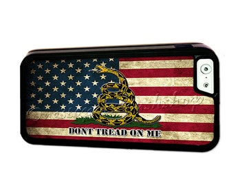 Dont Tread on Me iPhone 6 Case-iPhone 6 Plus