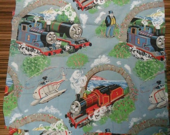 Rare Vintage Thomas and Harold Cotton fabric