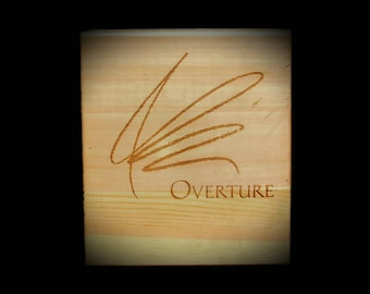 Wine Crates, Overture, Robert Mondavi, Opus One, Wedding Decor, Bride & Groom Gift Card Box, Client Gift Box, Wood Wine Crafts