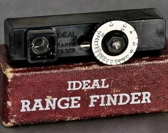 Ideal Range Finder In Original Box & Instructions NiCE !