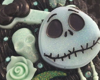 Nightmare before Christmas Halloween decoden cell phone case for Samsung Galaxy Note 5