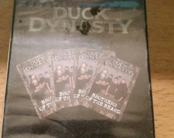 deck of DUCK DYNASTY  Playing Cards sealed in box New