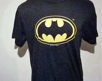 Batman T-Shirt from the 90's, size large.