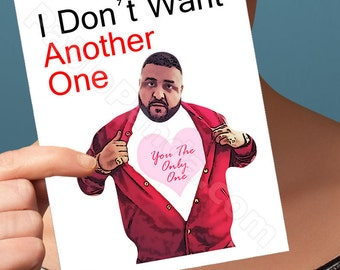 Anniversary Card | Dj Khaled | Boyfriend One Year Funny Anniversary I Love You Card Anniversary Gifts For Best Friend Gift Card For Best