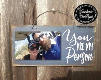 you are my person, you're my person, your my person, gift for boyfriend, gift for girlfriend, gift for bestfriend, valentine's day, 262