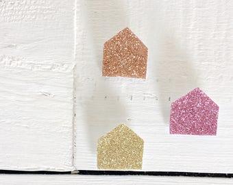 Pin Glitter   La petite maison