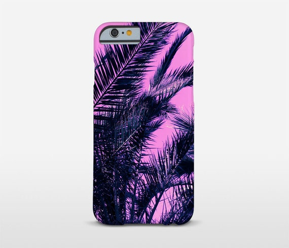 Pink Tropical Case, iPhone Cases, Palm Tree Art, Samsung Case, Mobile Phone Cover, Moto Phone Case and more