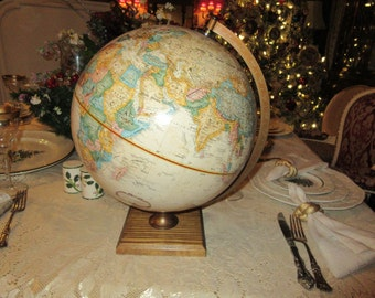 REPLOGLE WORLD CLASSIC Globe