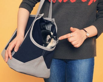 Boat canvas carrier - Navy