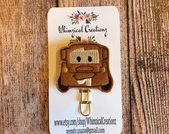 Mr. Tow Planner Clip