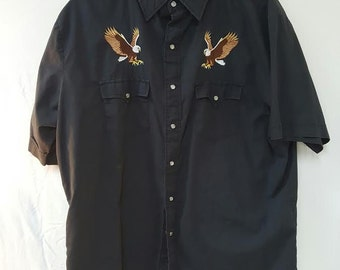 Authentic Western Shirt by Youngblood XL