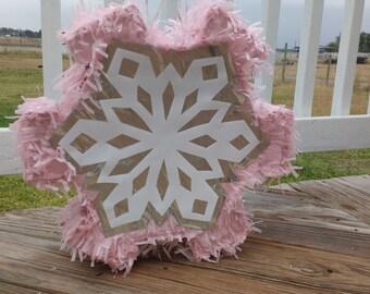 Snowflake pinata