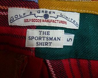 multicolor vtg shirt