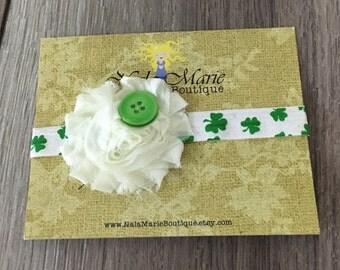 St. Patricks Day Headband