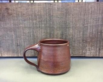Reddish Brown mug