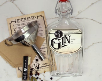 DIY Gin Making Kit - No.6 Botanical Blend