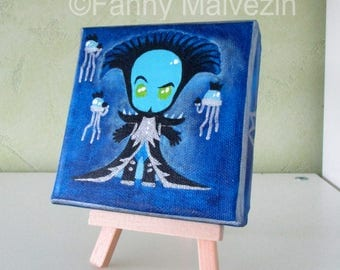 Megamind - Small painting